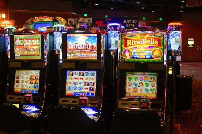 Слоты казино Spin City в онлайн режиме